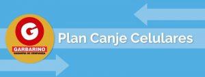 Plan Canje Garbarino