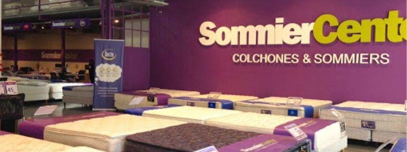 Plan Canje Sommier Center