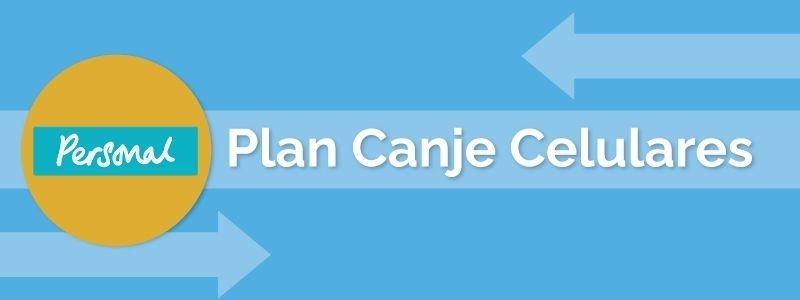 Plan Canje Personal